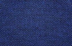 Hellblaues und dunkelblaues knittwear Stockfoto