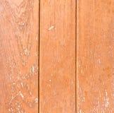 Hellbraune hölzerne Tür-Beschaffenheit Stockbild