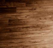 Hellbrauner Parkettbodenhintergrund lizenzfreies stockfoto