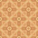 Hellbraunes abstraktes nahtloses Wiederholungsmuster vektor abbildung