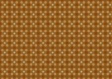 Hellbraunes Hintergrund-Muster stock abbildung