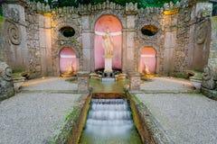 Hellbrunn Palace, near Salzburg, Austria. Royalty Free Stock Photo