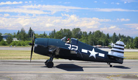 Hellcat de Grumman Photos stock