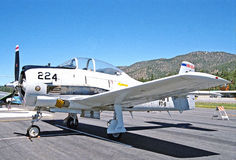 Hellcat di Grumman F6F Immagine Stock Libera da Diritti