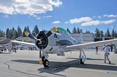 Hellcat FM-2 Arkivfoto