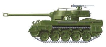 Hellcat M-18 Image libre de droits