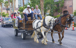 Helldorado days parade Stock Photography