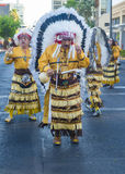 Helldorado days parade Stock Photos