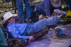 Helldorado days Rodeo Royalty Free Stock Photos