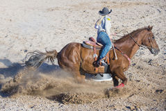 Helldorado days rodeo Royalty Free Stock Photo