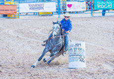 Helldorado days rodeo Royalty Free Stock Photography