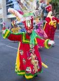 Helldorado-Tagesparade Stockbild