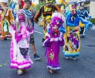 Helldorado-Tagesparade Lizenzfreies Stockfoto