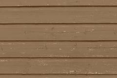 Helle braune Farbe des alten Beschaffenheitshintergrundes des hölzernen Brettes Lizenzfreie Stockfotografie