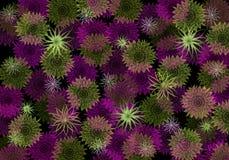 Helle bunte abstrakte Tapete stockbild
