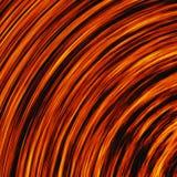 Helle Explosionsfeuer-Stoßhintergründe Bewegungsrotations-Flammentext Stockbild