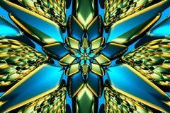 Helle Farbe der Kunstabstraktion Stockfotografie