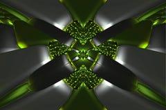 Helle Farbe der Kunstabstraktion Lizenzfreie Stockfotos