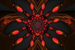 Helle Farbe der Kunstabstraktion Lizenzfreie Stockbilder