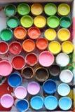 Helle Farben stockbild