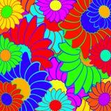 Helle Farben Stockfotografie