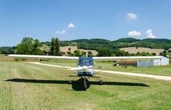 Helle Flugzeuge Stockfotografie