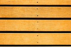 Helle hölzerne Planke lizenzfreie stockfotos