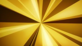 Helle Keile Arba-Gold-//4k 60fps masern Video-Hintergrund-Schleife stock video