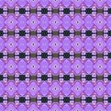 Helle Orchideenblume seamlesss stock abbildung