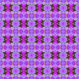 Helle purpurrote Orchideenblume nahtlos lizenzfreie abbildung