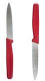 Helle rote Messer stockfotografie