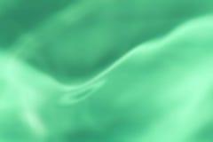 Helle Unschärfe des Wasserwellen-Zusammenfassungshintergrundes Lizenzfreie Stockfotografie