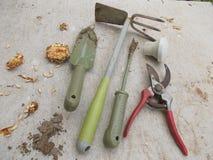 Helle Werkzeuge Lizenzfreies Stockfoto