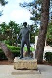 Hellenic australian memorial Royalty Free Stock Images