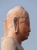 Hellenic Buddha statue. From ancient site at  Nagarjunakanda India, Asia Stock Photos