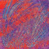 Heller abstrakter Aquarellhintergrund, mischende Farbe, Illustration, Plakat, Mischung von Farben, Flecke mit Aquarellanschlägen Stock Abbildung