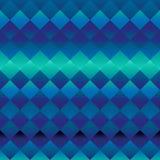 Heller abstrakter Diamantvektorhintergrund Stockfoto