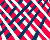 Heller abstrakter geometrischer Hintergrund mit diagonalen Linien vektor abbildung