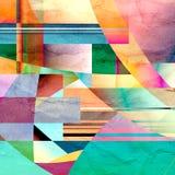 Heller abstrakter Hintergrund Stockbild