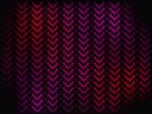 Heller abstrakter Hintergrund Geometrische Formen mit Farbeffekten Lizenzfreie Stockbilder