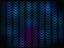 Heller abstrakter Hintergrund Geometrische Formen mit Farbeffekten Lizenzfreies Stockfoto