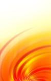 Heller abstrakter Kräuselunghintergrund Lizenzfreies Stockbild