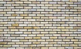 Heller Backsteinmauerhintergrund Modernes Tapetendesign für Projekte des Netzes oder der grafischen Kunst lizenzfreies stockbild