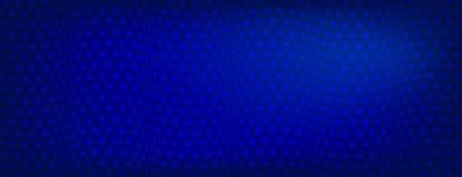 Heller blauer abstrakter Hintergrund mit Kurven zeichnet, Vektorillustration, kreative Geschäfts-Design-Schablonen Kreative abstr Stockfotos