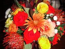 Heller Blumenstrauß Lizenzfreies Stockfoto