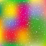 Heller funkelnder Hintergrund vektor abbildung