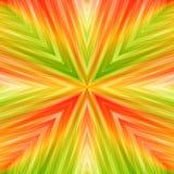 Heller gestreifter eckiger Hintergrund von Sommer-Farben Stockfotos