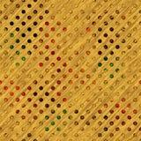 Heller glänzender Polka-Punkt-Hintergrund Lizenzfreie Stockfotografie