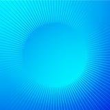 Heller glatter Hintergrund mit Scheinform Radiallinien, starb lizenzfreie abbildung