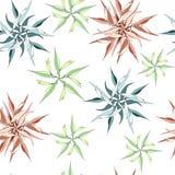 Heller Hintergrund von den Konturnblumen Zahl von den Sternen auf einem hellen Hintergrund Beschaffenheit f?r die Dekoration von  stock abbildung